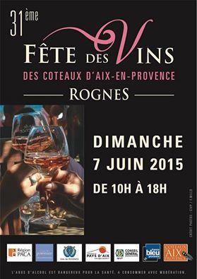 Fêtes des Vins des Coteaux d'Aix - en - Provence 2015